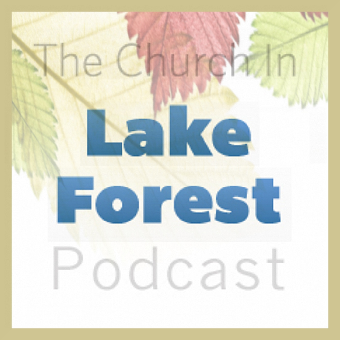 Economy of God | Church in Lake Forest